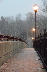 Snowy Bridge 2