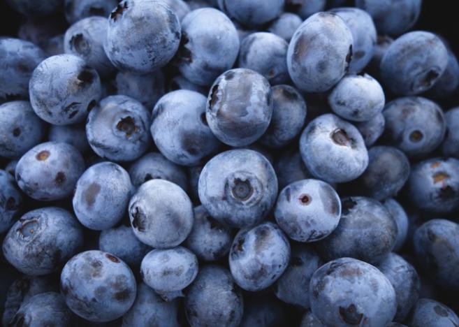 Superfood Blueberries