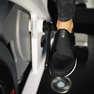 Tiem Spinning Shoes Black